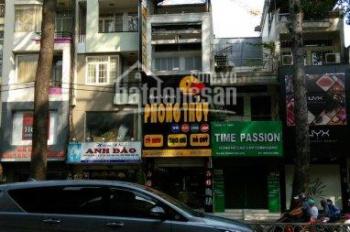 Bán gấp nhà mặt tiền Nguyễn Tri Phương, Quận 5, 4 x 23m, nhà 2 lầu, đang cho thuê 90tr/th