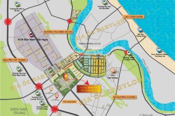 Đất nền dự án sát KCN Điện Nam - Điện Ngọc, Quảng Nam giá 1,2 tỷ/nền. LH 0899850817