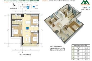 Bán gấp nên cắt lỗ các căn chung cư Xuân Mai Riverside, LH: 0973 873 798