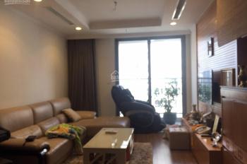 cắt lỗ 400tr, căn hộ ở tòa Park 8, BAN CÔNG NAM -  DT là 117m2, giá bán 4.9 tỷ, đủ đồ thiết kế đẹp
