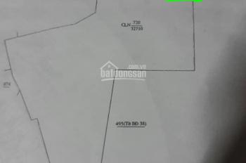Bán đất cao su đang cạo, mặt tiền đường HL 502, ngay cầu Tam Lập, Tân Định, Bắc Tân Uyên