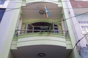 Nhà HXH 4m 4 tầng 3,5x17m, Ngô Đức Kế, Bình Thạnh gần chợ Bà Chiểu