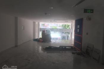 Tòa nhà MT gần Trần Hưng Đạo 1000m2 8 tầng 300tr/th