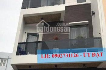 Nhà Q6 5x22m, đường 33 khu chợ An Dương Vương, 3.5 tấm. Giá 10.5 tỷ