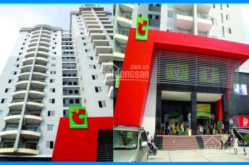 Căn hộ BigC - Phú Thạnh, 60m2, 2PN, 1WC, giá 1.4 tỷ. LH: 0902456404