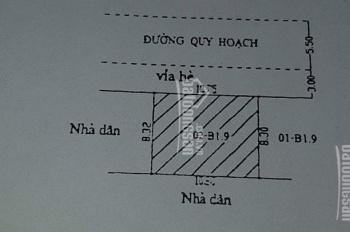 Bán nhà đường Cao Xuân Dục, Thuận Phước, Hải Châu