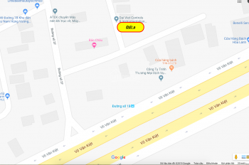 Bán đất nền dự án KDC Nam Hùng Vương, phường An Lạc, quận Bình Tân, TP HCM. 160m2, giá 9 tỷ