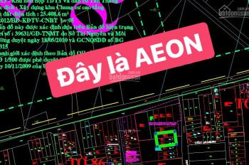 Bán Đất Lớn Đối Diện AEON Tân Phú MAILL  12x20m sổ 3 Lô Riêng