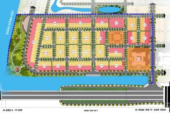 Mình Cần sang nhượng Lô đất LKV khu A2 giá rẻ nhất dự án King Bay 16tr/m2-LH 0933.306.988