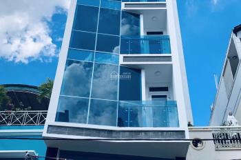 Bán nhà góc 2MT đường Ngô Quyền,P6,Quận 10. DT: 4x18m, 5 lầu Thang máy. Giá 21 tỷ