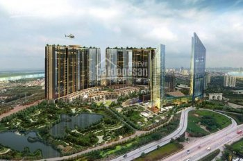 Chính chủ bán căn góc 3 ngủ view sân golf dự án Sunshine city, tầng cao, bao sang tên - 0936632976
