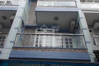 Cho thuê nhà nguyên căn hẻm 10m đường Cây Trâm, thông ra Phạm Văn Chiêu, P9, Q Gò Vấp