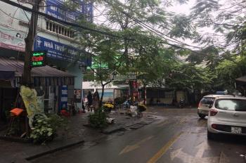 Bán nhà mặt mương vừa lấp 158 phố Tân Lập, sát ngã tư phố Hồng Mai