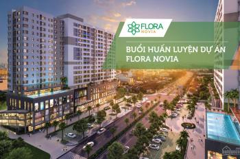 Mình kẹt tiền nên bán căn 75m2 dự án Flora Novia 1X- 06. Giá 2 tỷ 550 triệu, LH 0931111788