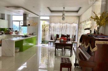 Cần cho thuê gấp nhà khu KDC Tân Quy Đông, DT 4*18m, 4PN, giá 18tr xe hơi để trong nhà 0903928369