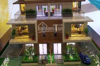 Bán gấp lô nhà phố lô A68 dự án Dragon village Quận 9 giá 4.2 tỷ, view hồ giá 4.350 tỷ