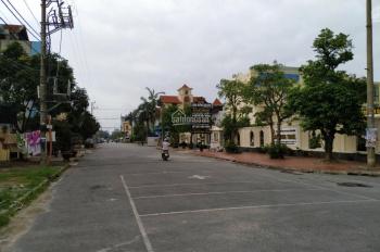 Bán lô đất trong khu chợ Quán Toán, đối diện với khách sạn Cảnh Hưng, mặt tiền 9m, LH 0898265.256