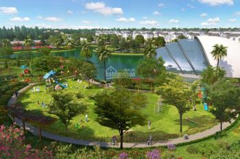Bán biệt thự đơn lập nằm liền kề Vinhomes Green Bay, DT 236m2, quay ra hồ, 110tr/m2 chiết khấu 3%
