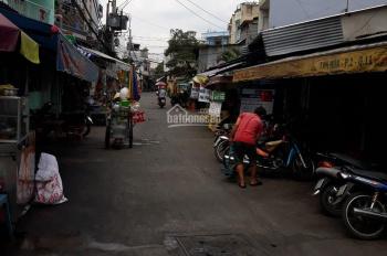 Bán nhà 3 mặt tiền hẻm 10m đường Tân Hóa, P1, Q11, DT: 3.6x11m,hướng ĐN. Giá bán 4.2tỷ,thương lượng