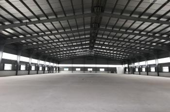 Cho thuê xưởng ở Bắc Giang 4600m2, (có thể chia nhỏ thành 3000m2) giá 62.67 nghìn/m2 chưa VAT