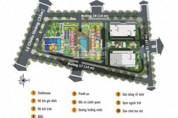Bán căn hộ 800 triệu tại trung tâm quận 6. 0965 933 726