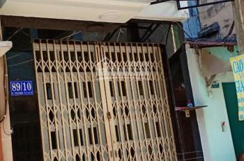 Bán nhà 3 lầu hẻm 5m 89 Thái Phiên, Phường 1, Quận 11, giá 6.3 tỷ