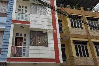 Bán nhà MT đường Dân Tộc, P Tân Thành, DT 4x15m, đúc 3 lầu. Giá 8.5 tỷ
