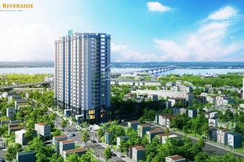 Chính chủ bán gấp căn 2PN Amber Riverside, Vĩnh Tuy, Hai Bà Trưng, miễn trung gian. LH 0915819998