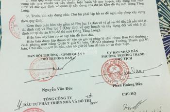 Chính chủ cần bán đất Khú Đông Tăng Long, P. Trường Thạnh, Q9, 99m2; 5,75x17m, giá 41tr/m2