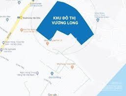 Chính chủ cần chuyển nhượng gấp lô đất dt 245m2 tại KĐT Vương Long – LH 086.936.6698