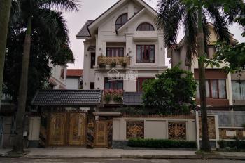 Bán biệt thự phố Phạm Văn Đồng, Bắc Từ Liêm, vỉa hè rộng, MT 10m, 300m2, 19,9 tỷ. SĐT 0981732919