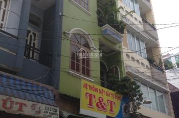 MT Bùi Thị Xuân, trệt lửng 2 lầu ST, DT 39m2, giá 6,6 tỷ