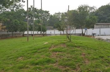Cần bán DT 3600m2 nhà vườn, sinh thái tại xã Hòa Sơn, Lương Sơn, Hòa Bình