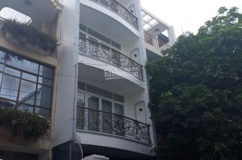 Bán nhà đường 7A - Thành Thái, Quận 10, DT: 4,2x20m, giá 12,3 tỷ TL, nhà 3 lầu mới đẹp