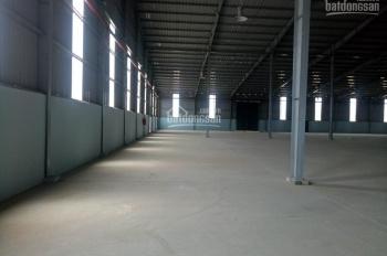 Cho thuê kho xưởng Phường Tân Phước Khánh, Tân Uyên, Bình Dương, diện tích 500m2