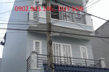 Bán nhà 4 tấm mặt tiền Nguyễn Thị Tú, P. Bình Hưng Hòa B, quận Bình Tân