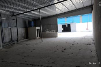 Bán kho xưởng 8400m2, 2 mặt tiền đường lớn, ở huyện Bến Lức, Long An, giáp ranh Bình Chánh