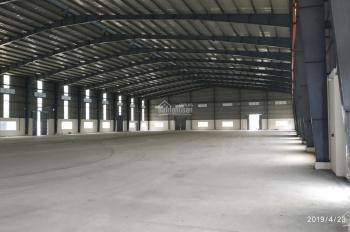 Cho thuê nhà xưởng MT Quốc Lộ 1, Bình Chánh, DT: 650m2, 1500m2, 2000m2, giá: 60.29 nghìn/m2/th