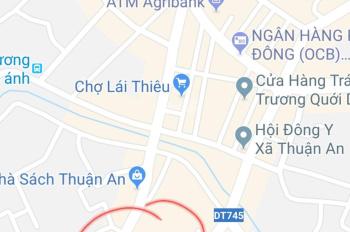 Cho thuê nguyên căn nhà 5 lầu mặt tiền Phan Đình Phùng, Lái Thiêu, Thuận An, Bình Dương: 80tr/th