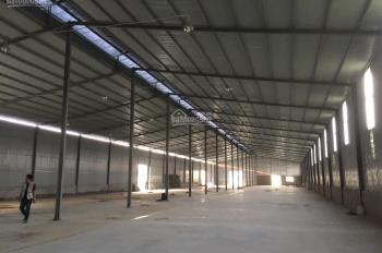 Cho thuê kho, nhà xưởng 300m2 - 1200 m2 tại huyện Thuận Thành, LH 09898 589 32