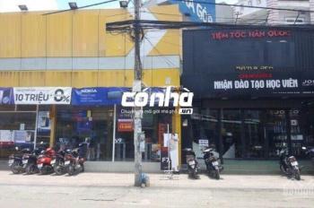 Cho thuê mặt bằng mặt tiền đường Lê Văn Sỹ, Phường 1, Quận Tân Bình. 17x40m, trệt 1 lầu, BĐS Có Nhà