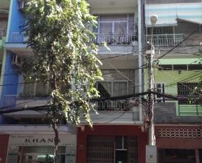 Bán nhà MT 140 Trần Tuấn khải phường 5, quận 5, LH: 0913 667322