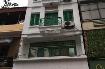 Cho thuê nhà 38 Mai Hắc Đế, 55m2 x 5T, MT 5,8m, sàn thông cầu thang cuối (ngã 4 Tuệ Tĩnh) HĐ 5 năm