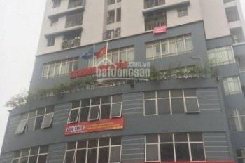 Cho thuê sàn thương mại tầng 2, CC Lilama 52 Lĩnh Nam, diện tích 800m2 chia nhỏ, 150 nghìn/m2/tháng