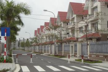 Gia đình cần tiền bán gấp nhà liền kề Simco Vạn Phúc 75m2 đường 17m, nhà xây thô 4 tầng giá rẻ