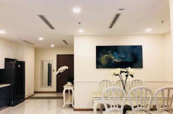 Cần cho thuê ngay căn hộ Vinhomes Central Park 3PN nội thất cao cấp giá tốt chi 28 triệu/tháng