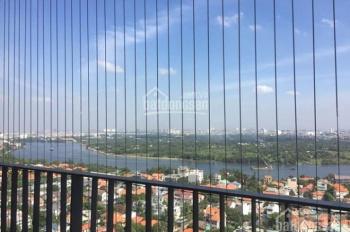 2PN view trực diên SÔNG tại Masteri thiết kế tỉ mỉ, full NT giá tốt nhất, LH 0777870288