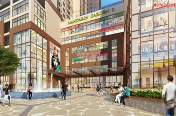 Cho thuê văn phòng cực đẹp, giá rẻ tòa Mandarin Garden 2, Tân mai, Hoàng Mai, HN. LH 0976263115