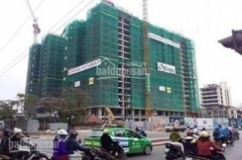 Cần nhượng lại chung cư Hoàng Huy, mặt đường Lạch Tray - Đổng Quốc Bình, LH: 0966922788