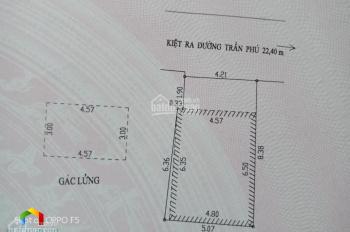 Bán nhà kiệt Trần Phú, Hải Châu, Đà Nẵng